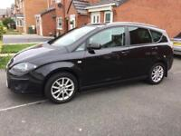 Seat Altea XL SE TDI Estate 1.9 Diesel, MOT, Low Mileage, Black altea
