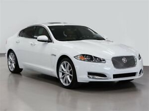 2015 Jaguar XF 3.0L V6 AWD Luxury CERTIFIED 6years/160000km @ 1.