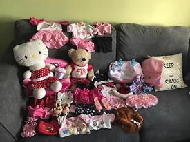 Build a Bear bundle