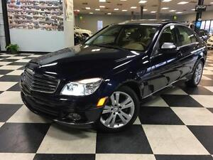 2008 Mercedes-Benz C-Class 100% APPROVAL GUARANTEED!!!
