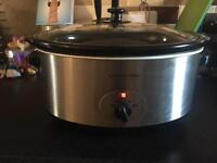 Cookworks signature slow cooker