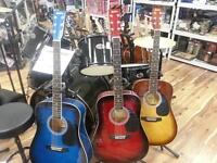 Acoustic Guitars *NEW *
