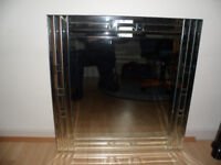 Large Square Mirror