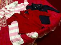 Genuine ralph lauren baby girl 9 months