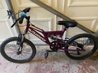 """Muddy Fox Girl's bike 22"""""""