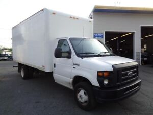 2014 Ford E-350 CUBE 16 PIED