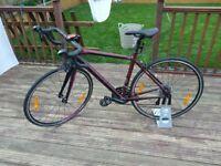 Scott road bike, immaculate condition.