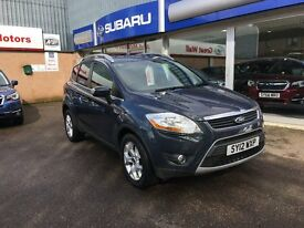Ford Kuga Zetec 2.0 TDCi 140ps Zetec Manual 2012 - 1yr MOT Good History