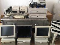 Wincor Nixdorf Epos systems cash register tills joblot