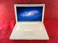 "Apple MacBook A1181 13"" Core 2 Duo Processor, 4GB Ram, 320GB, 2008 +WARRANTY, NO OFFERS L340"