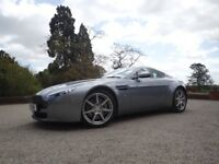 Aston Martin V8 Vantage, FAMSH from Aston Workshop. Immaculate Condition