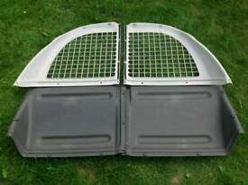 Mk 2 VW caddy dividers