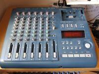 Tascam Portastudio 424mkiii 4 track cassette recorder - UNTESTED/NO POWER SUPPLY