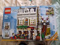 Lego Creator Parisian Restaurant Modular (Lego Set 10243)