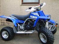 YAMAHA BANSHEE 350, 1 owner