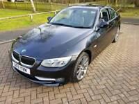 BMW e92 330i 2011 LCI e90 e91 e93, 12 months MOT, FSH