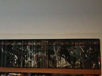 THE ULTIMATE GRAPHIC NOVELS MARVEL COLLECTION