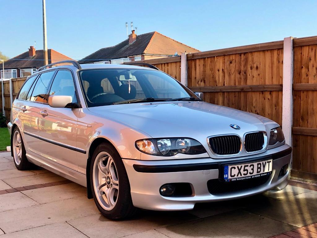 bmw 318i sport touring auto 2003 in lostock manchester. Black Bedroom Furniture Sets. Home Design Ideas