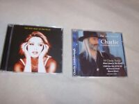 kim wilde & charlie landsborough CDs