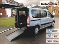 2008 58 Citroen Dispatch 1.6 HDI Wheelchair Accessible Vehicle WAV Disabled MPV