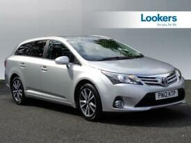 Toyota Avensis TR D-4D (silver) 2012-03-12