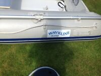 Waveline 2.7m Tender / Dinghy - Good Condition
