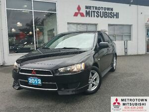 2012 Mitsubishi Lancer SE 4WD; Mint condition