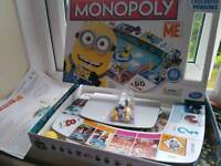 Dispicable Me Monopoly