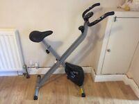 Opti Exercise Bike Foldable