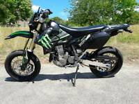 * 2005 SUZUKI DRZ 400 K5 SM SUPERMOTO ROAD LEGAL 450 250 ENDURO RMZ WRF *