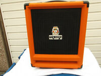 Orange bass guitar cab (for amp), Isobaric SP (Smart Power) 210.