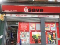 NEWSAGENT FOR SALE WITH OFF SALES