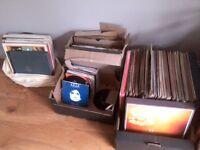 Vinyl Records Vintage