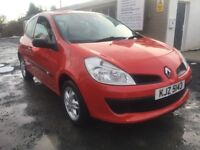 2006 Clio 1.1 Petrol price £ 1290 Ono px/exch