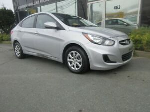 2013 Hyundai Accent 1.6L SEDAN W/ HEATED SEATS MP3 COMPATIBLE AU