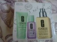 Clinique 3 Piece skincare set. £20