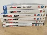 Big Bang Theory Series 1-6