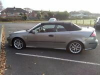 2004 SAAB 9-3 AERO 210 BHP S-A GREY swap or take cheaper px for 4x4