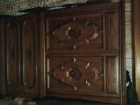 old wood armoire for sale