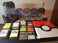 Massive Pokemon Card Bundle