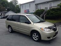 2004 Mazda MPV GX Low kms. as traded special