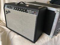 Fender Deluxe Reverb 65 Reissue Guitar Amp plus Flightcase £850 ONO