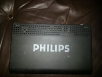 Sony LCD TV with Philips free view box