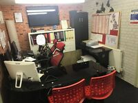 FABULOUS OFFICE SPACE FOR RENT IN GANTS HILL £1100.00 pcm