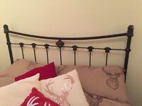 Lovely double bed stead