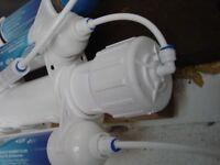 R O water maker (Reverse Osmosis)