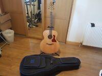 Jim deacon accoustic guitar package