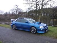 366bhp subaru for sale!