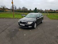 Skoda Superb 1.8TSI 160BPH Swap for VAN 91000miles leather