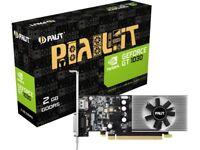 Palit Nvidia GeForce GT 1030 2GB GDDR5 Graphics card